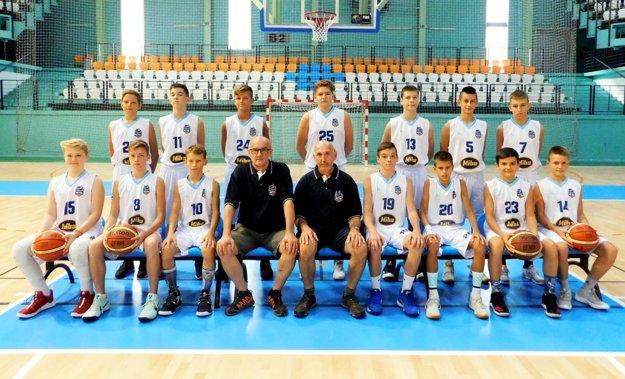 V tejto zostave hral tím v nedeľu v prípravnom zápase proti Prievidzi. Nitrania (resp. západniari) vyhrali 89:49.