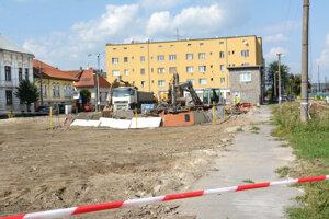 Medzi Bencúrovou a Thurzovou už likvidáciu dokončili.