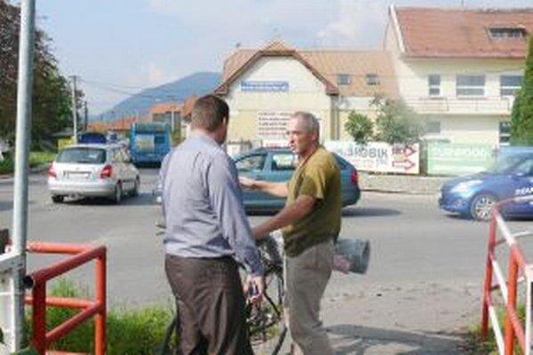 Zo Sučianskej na Priekopsku sa v čase dopravnej špičke dostanete s problémami.