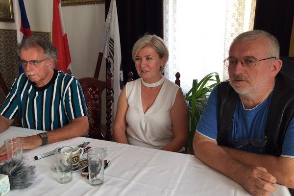 Pavol Hammel, Edita Hudáková a Jozef Kačala pozývajú na Prešovskú hudobnú jeseň 2018.
