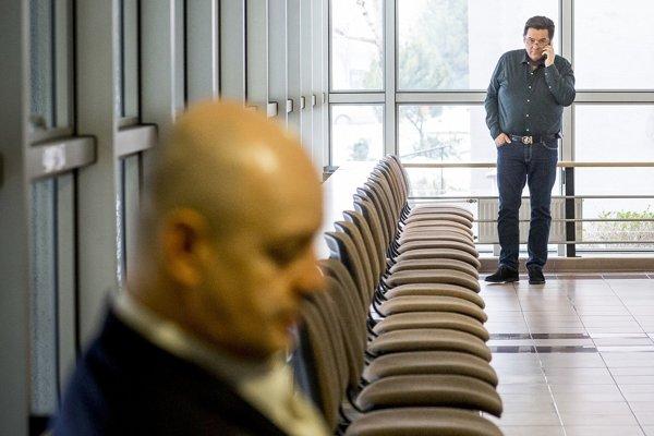 Pavol Rusko a Marian Kočner na zmenkovom súde.