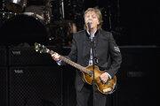 Paul McCartney sa chystá na turné s takmer tridsiatimi zastávkami, vystúpi aj vo Viedni.