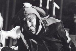 Vo Verdiho Rigolettovi v roku 1985.