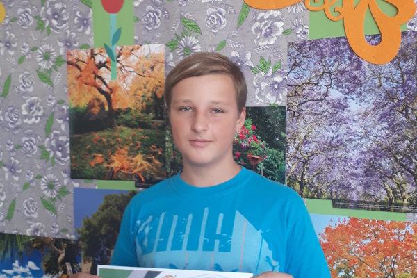 Jakub Vuľcha zabodoval na súťaži v Číne.