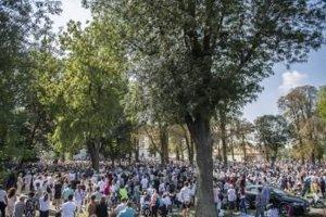 Púť navštívilo približne 30-tisíc ľudí.