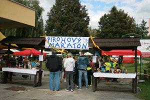 Pirohový maratón 2018 Levča
