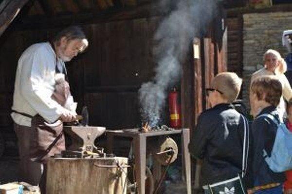 Na Michalský jarmok príde v jeho histórii najviac remeselníkov.