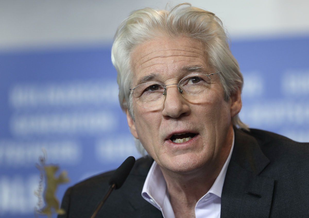 Actor Richard Gere will be the father for the second time 09/18/2018 28