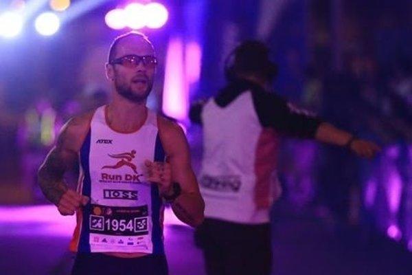 Ján Červeň mal na MSR v cestnom behu na 10 km premiéru.
