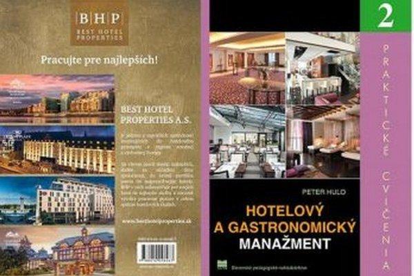 Peter Huľo sa zameral na hotelový a gastronomický manažment.