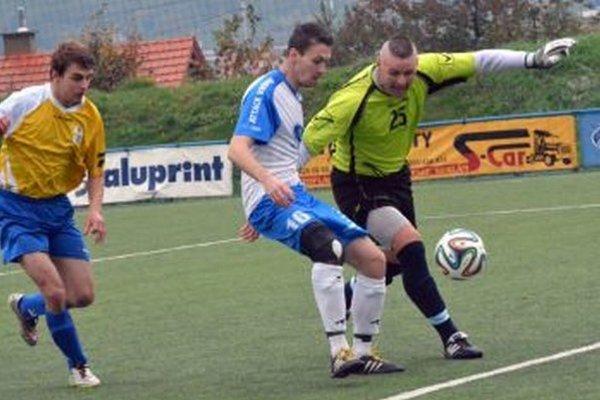Zdeno Veselovský stále patrí k oporám vrútockeho futbalu.