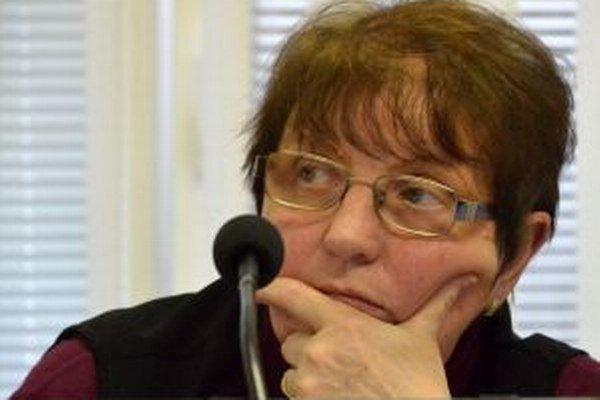 Milota Martinková zomrela 25. novembra.