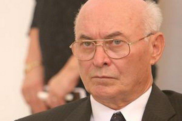 Jozef Uhrík.