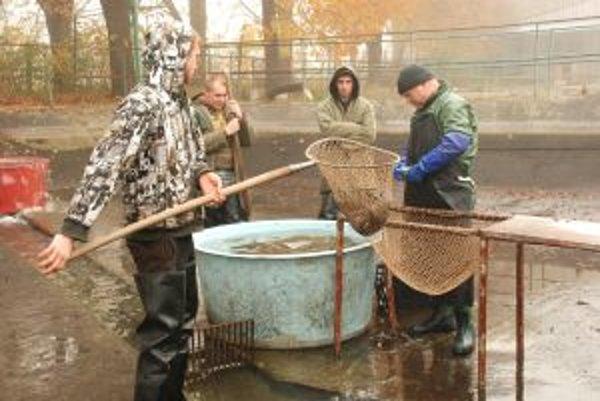 Mošovské rybníky poslúžia ja na výučbu žiakov.