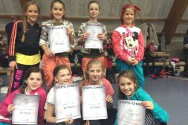 Tanečný klub Deep reprezentoval na európskom šampionáte v hip hope.