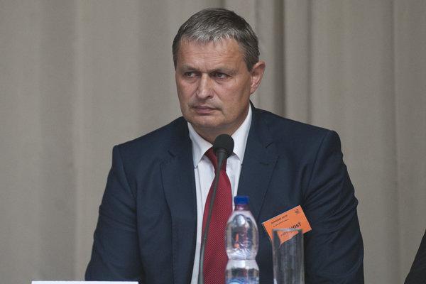 Bývalý šéf popradského hokeja Tibor Turan.
