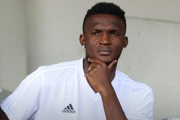 Útočník Kule Mbombo.