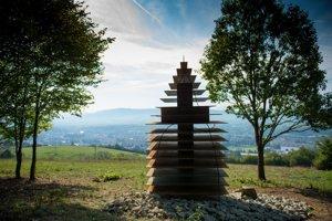 Kalvária bude zaujímavým výtvarným sakrálnym dielom v krajine.