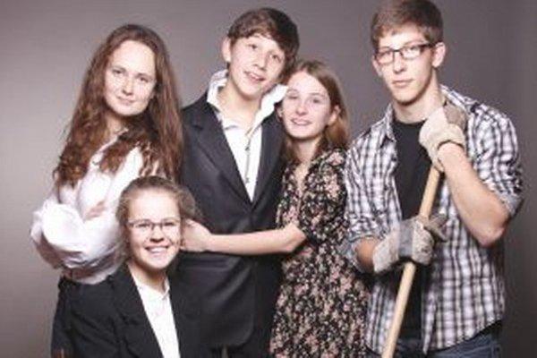 Komédiou Slovenský raj potešili mladí dobrovoľníci aj odsúdených v Sučanoch.