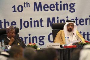 Stretnutie členov Organizácie krajín vyvážajúcich ropu (OPEC) a ich spojencov v Alžírsku.