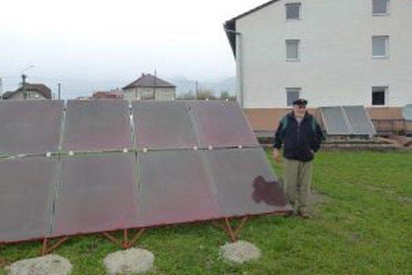 S nápadom zriadiť fotovoltickú elektráreň prišiel D. Diškanec.