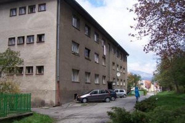Do tejto bytovky by sa mali na budúci rok sťahovať mladé rodiny.