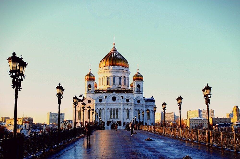 Rusko, Moskva.
