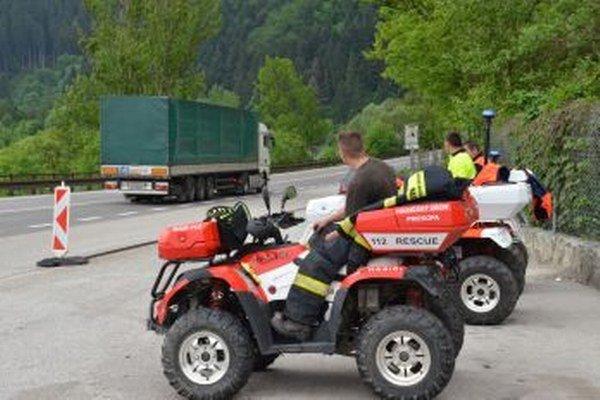 Martinskí dobrovoľní hasiči by sa mohli pod Strečno vrátiť.