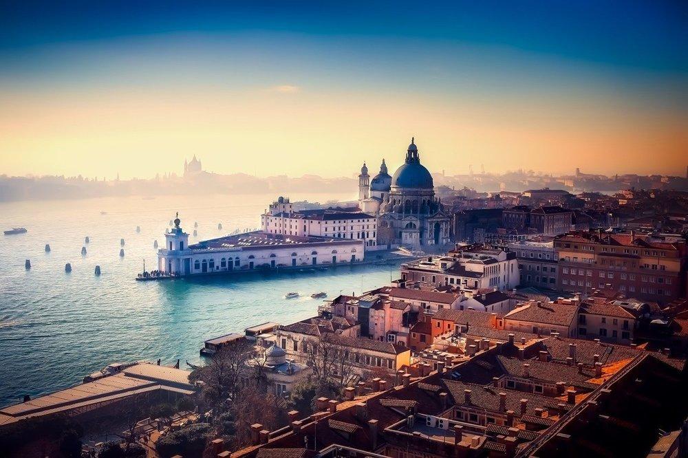 Taliansko, Benátky.
