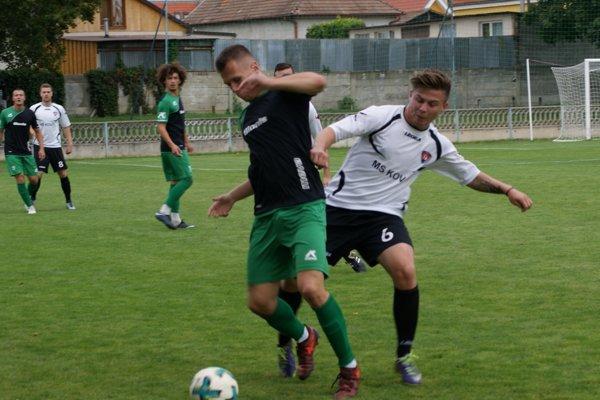 Tovarníky - Neded 0:0. V sobotu sa Tovarníky predstavia na ihrisku v Hrušovanoch.