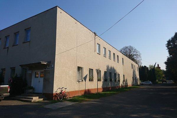 Za peniaze z eurofondov zrekonštruujú kultúrny dom.