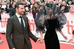 Lady Gaga a Bradley Cooper na Torontskom filmovom festivale