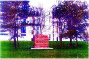 Takto by mal vyzerať pamätník na mieste bývalej tehelne.