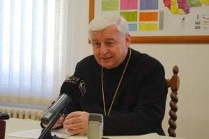 Gréckokatolícky arcibiskup a metropolita Ján Babjak.