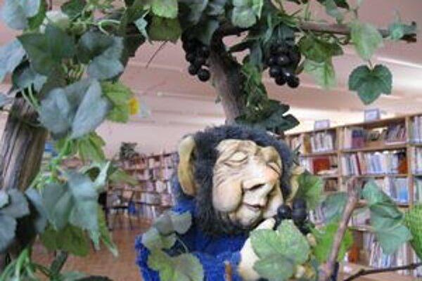 Aj takéto prostredie sa dá vyčarovať. Bolo nedávnou súčasťou Turčianskej knižnice v Martine.