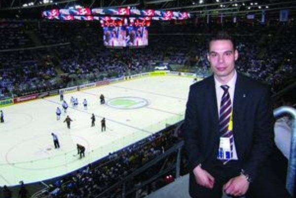 Atmosféra na šampionáte je podľa slov Miroslava Valacha vynikajúca.