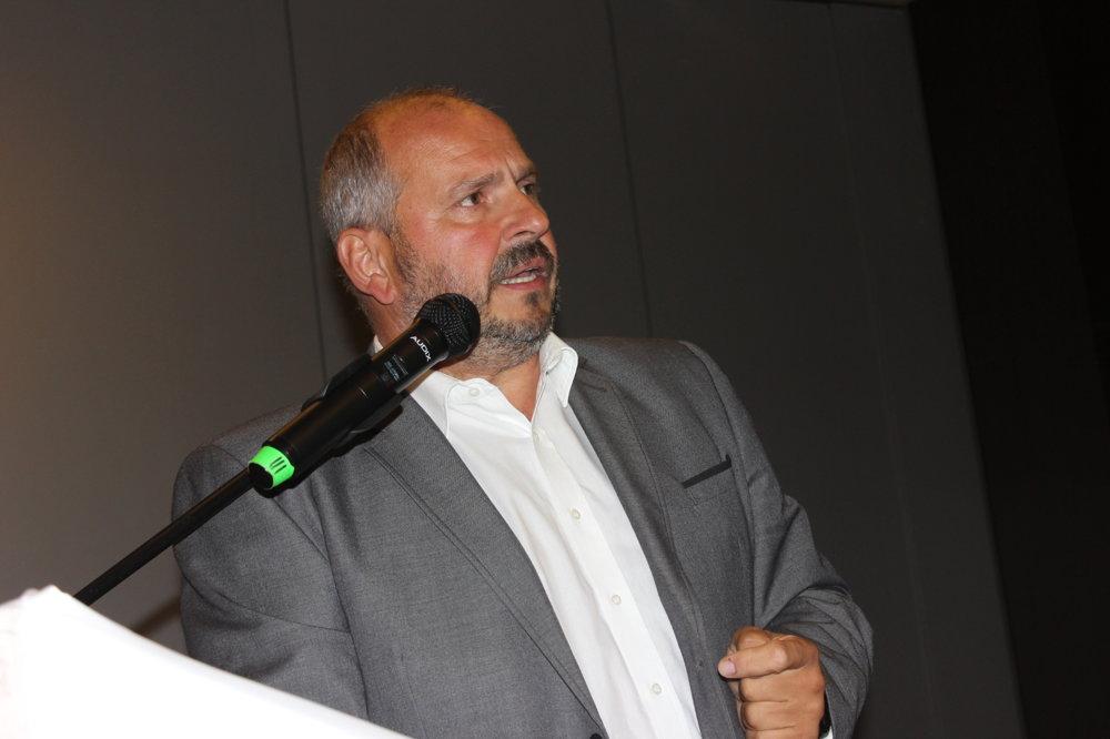 Primátor Žiliny Igor Choma.