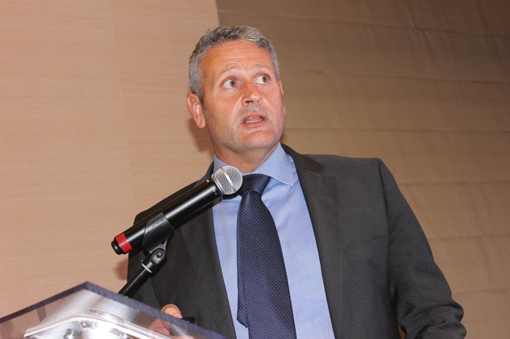 Ako prvý hovorí Neri Di Volo – expert na železničnú a verejnú osobnú dopravu JASPERS, Rakúsko