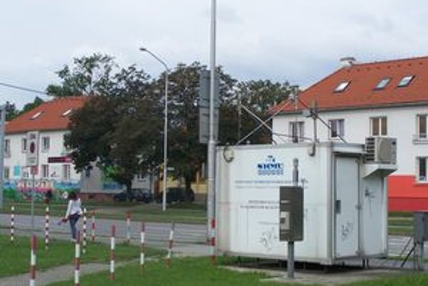 Meracia stanica SHMÚ. V Martine je umiestnená od roku 1998. Od toho istého roku v meste k smogovej situácii nedošlo.