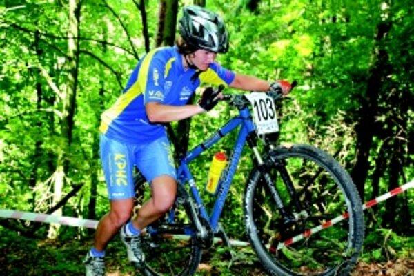 Medailistka z Turci. Martina Šichtová si na republikovom šampionáte vybojovala tretie miesto.