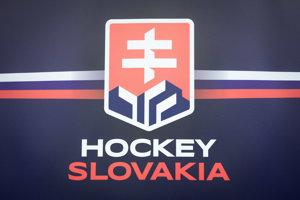 Nové logo slovenskej hokejovej reprezentácie.