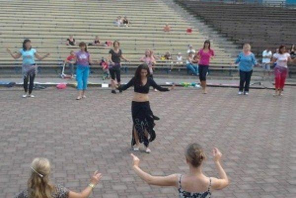 Tanečný workshop.