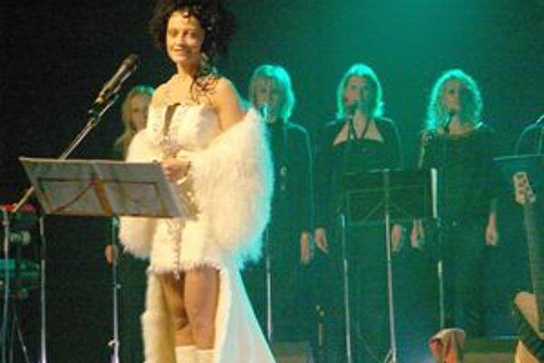 S Luciou účinkoval aj orchester Petra Maláska a zbor Boni Pueri.