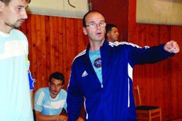 Jozef Horka, tréner MHK Martin