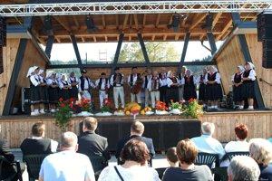 Zborov nad Bystricou zapísal už ôsmy ročník slávností.