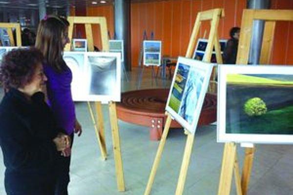 Amfo si môže pozrieť všetci návštevníci Slovenskej národnej knižnice.