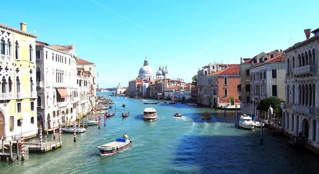 Silvester v Benátkach >>>