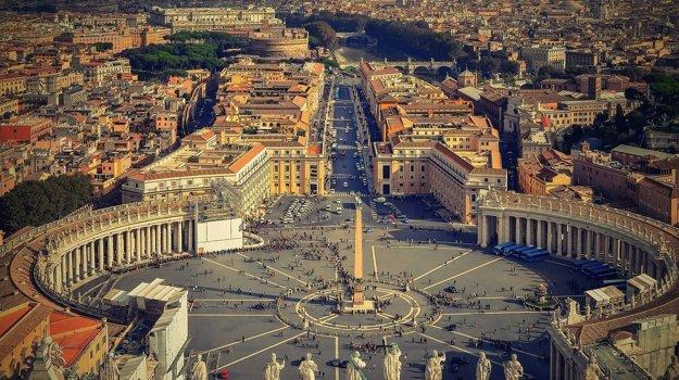 Silvester v Ríme >>>
