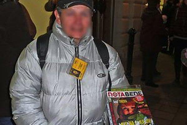 Falošní predajcovia Nota Bene niekoľko mesiacov v Martine predávali jeden výtlačok. Nemali ani preukaz.