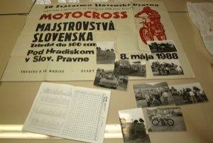 Plagát, program preteku aj fotografie má I. Kardoš aj Pravňania v čerstvej pamäti.
